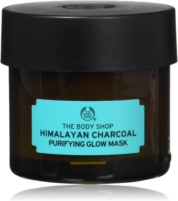 The Body Shop Himalayan Charcoal Purifying Glow Mask/ Foto: amazon.com