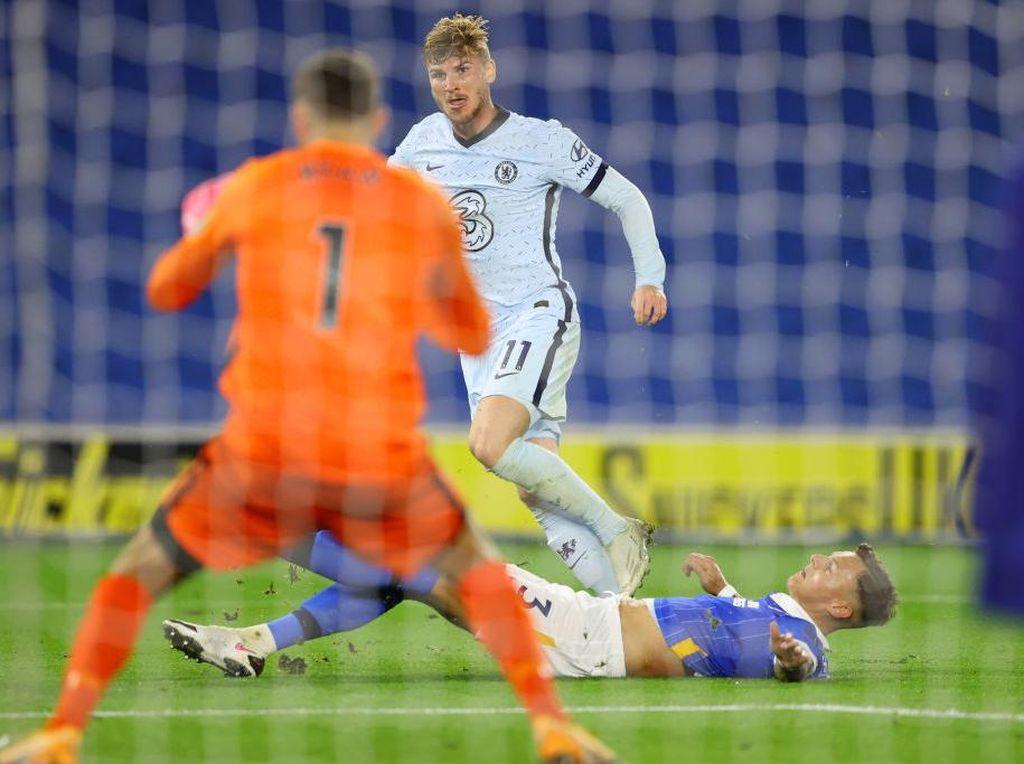Mungkin Werner Bisa Cetak Gol Saat Lawan Liverpool