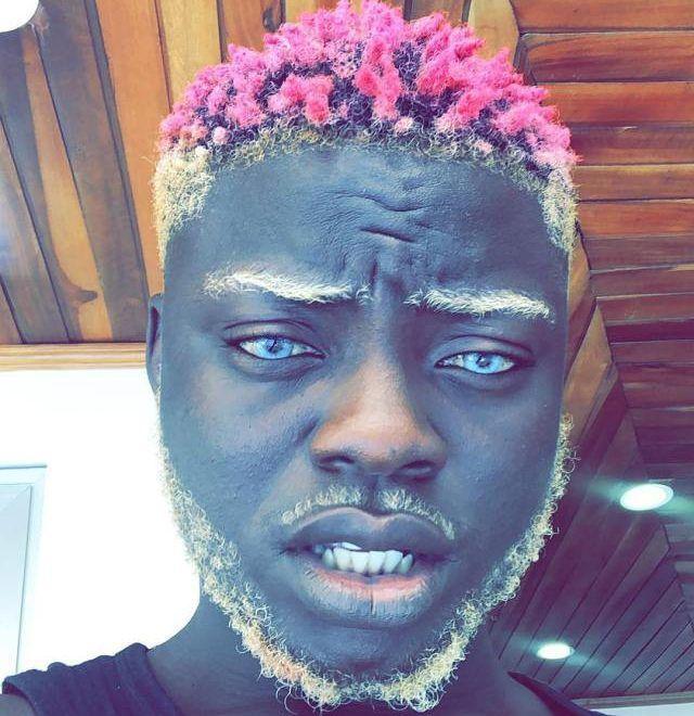 Tobiloba Jolaosho, bintang porno Nigeria