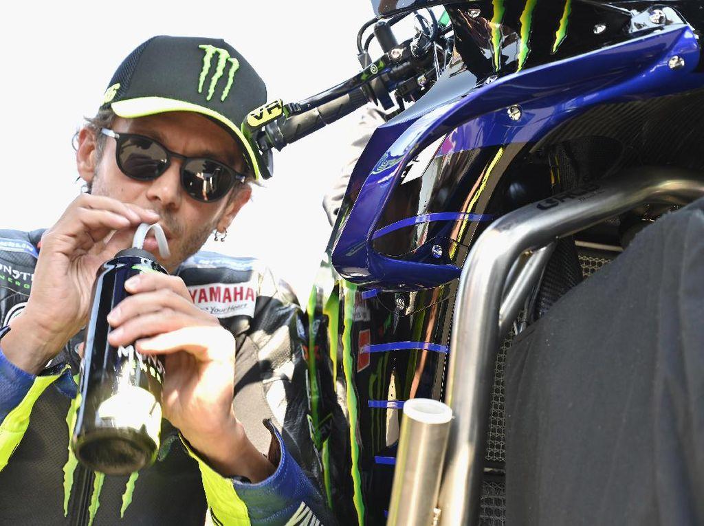 Rossi Mengenang Masa Suram di Ducati: Frustrasi dan Nyaris Pensiun