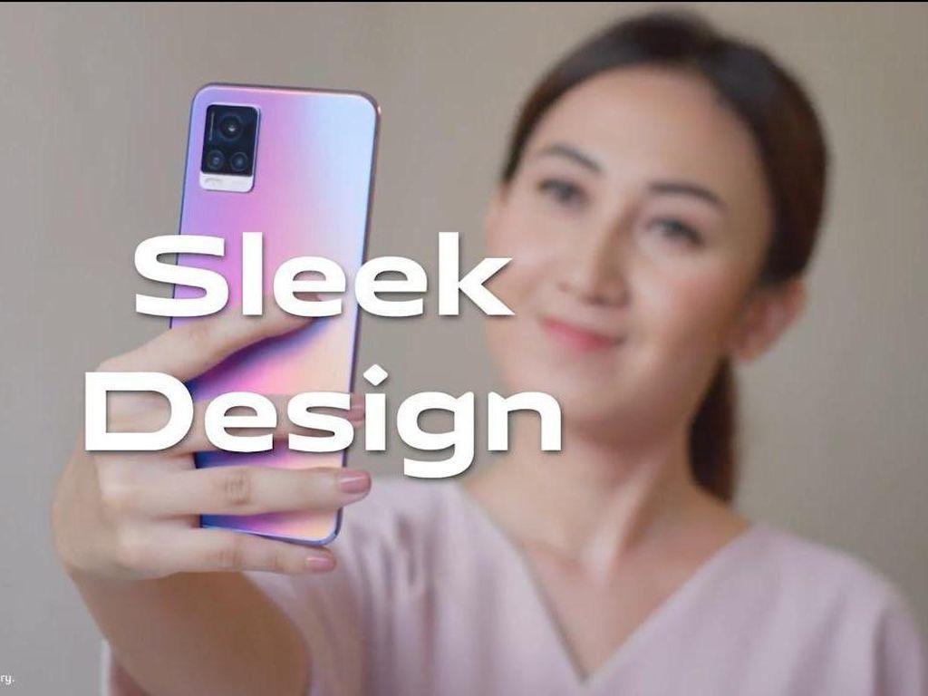 Punya Desain Stylish, Vivo V20 Usung Video Selfie 4K dengan 44 MP