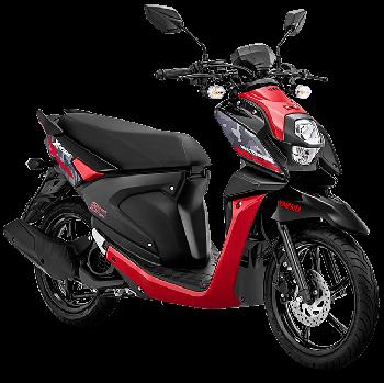 Yamaha X-Ride 2020.