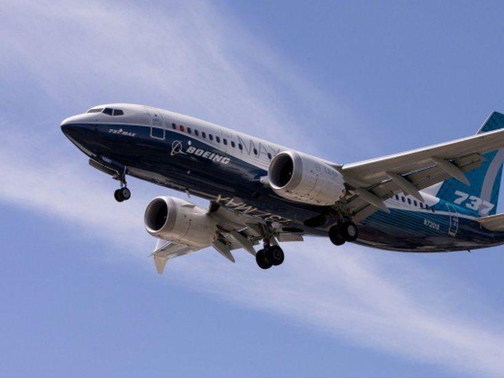 Nyaris 2 Tahun Masuk Kandang, Boeing 737 Max Kini Boleh Terbang