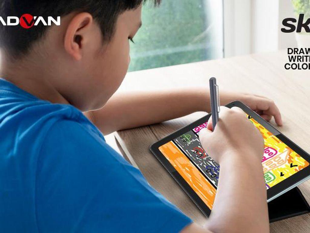 Stylus dari ADVAN Tab Sketsa buat Anak Makin Kreatif & Jago Gambar