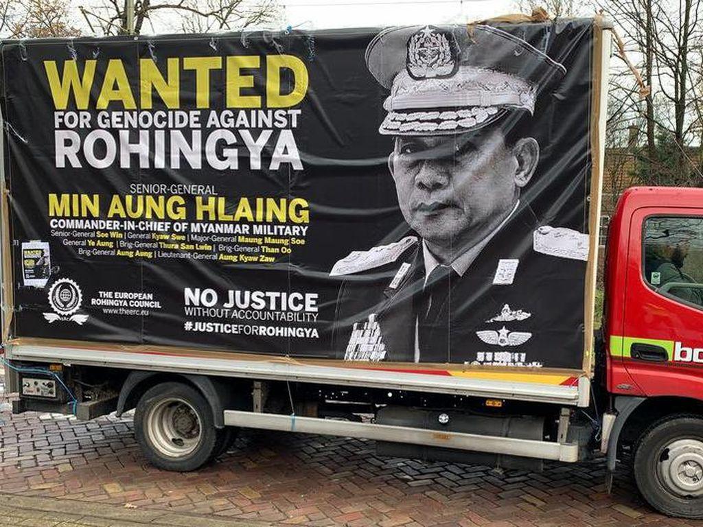 2 Tentara Myanmar Mengaku Bunuh Warga Rohingya, Jadi Bukti Genosida?