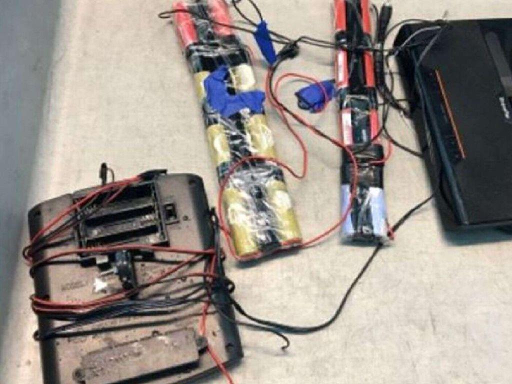 Petugas Bandara Curiga Penumpang Bawa Peledak, Eh Tahunya Baterai