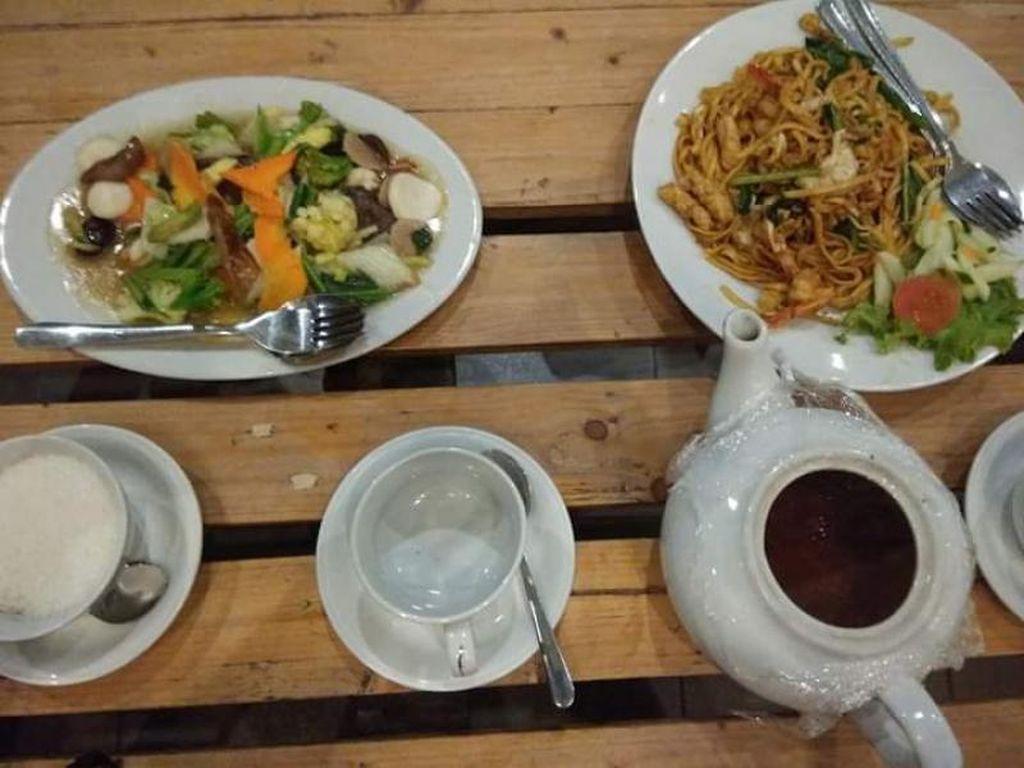 Foto: Inspirasi Tempat Liburan dan Kulineran di Kediri
