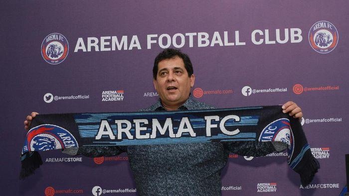 Carlos Oliveira, Pelatih Arema FC