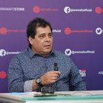 Carlos Oliveira Dikontrak Arema FC dengan Harga Pandemi