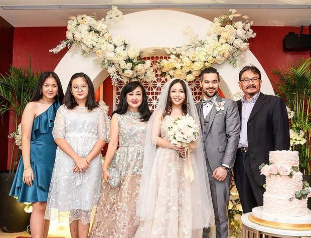 Pernikahan Chef Marinka.