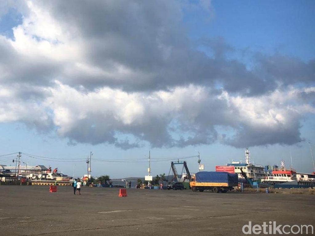 Gabungan Pengusaha Angkutan Sungai Keluhkan Sepinya Pelabuhan Ketapang
