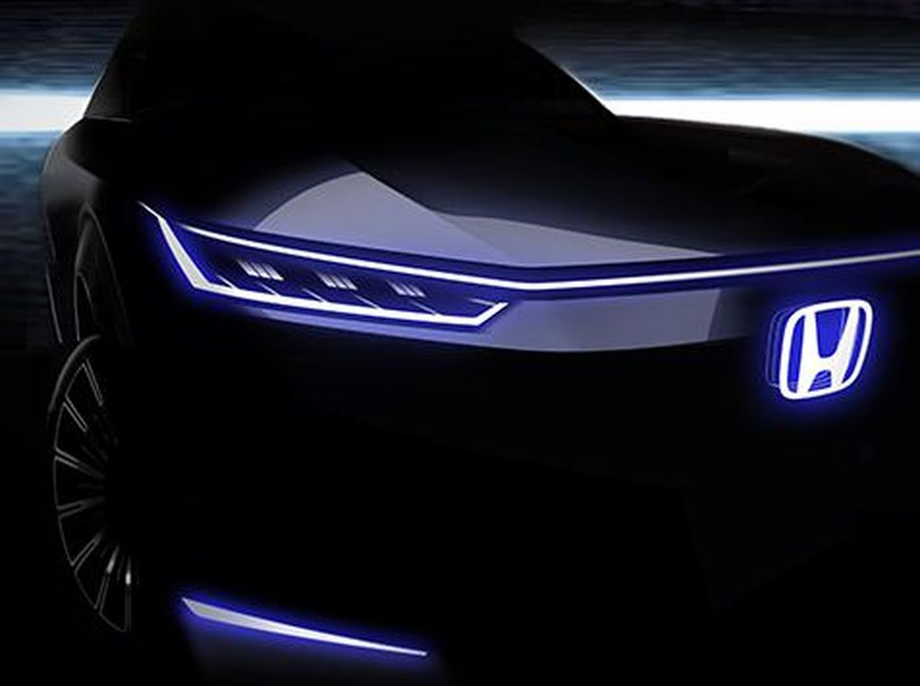 Honda Bakal Kenalkan CR-V PHEV