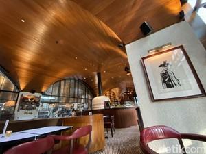 Bersantap di Roma Osteria & Bar, Restoran Italia Terbaru di Jakarta