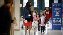 Terus Bertambah, Nyaris 280 Ribu Anak di AS Terinfeksi Corona