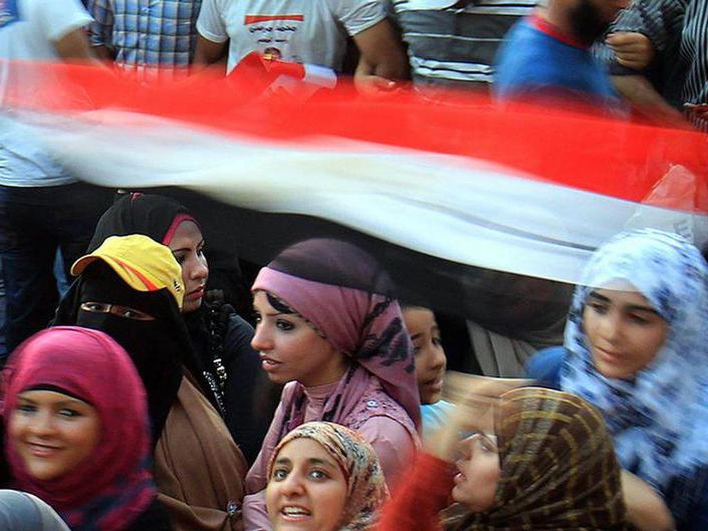 Kekerasan Seksual di Mesir, Melawan Budaya Diam