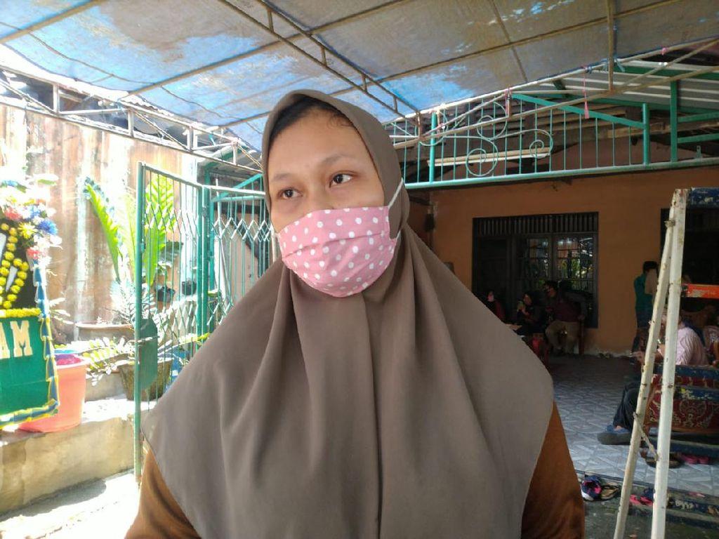 Keluarga Tak Yakin Briptu Andry Tewas Dibegal: Barangnya Aman