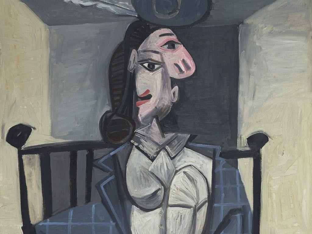 Fantastis! Lukisan Pablo Picasso Dilelang Rp 297 Miliar
