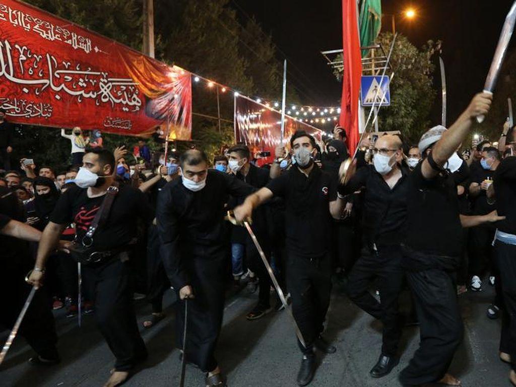 Lonjakan Kasus Corona, Kematian di Iran Tertinggi Se-Timur Tengah