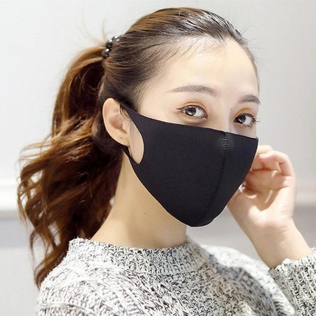 Larangan menggunakan masker scuba