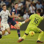 PSG Vs Metz: Main dengan 9 Orang, Les Parisiens Menang