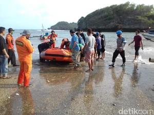 Semua Pemancing Hilang di Pantai Langitan Ditemukan Tewas