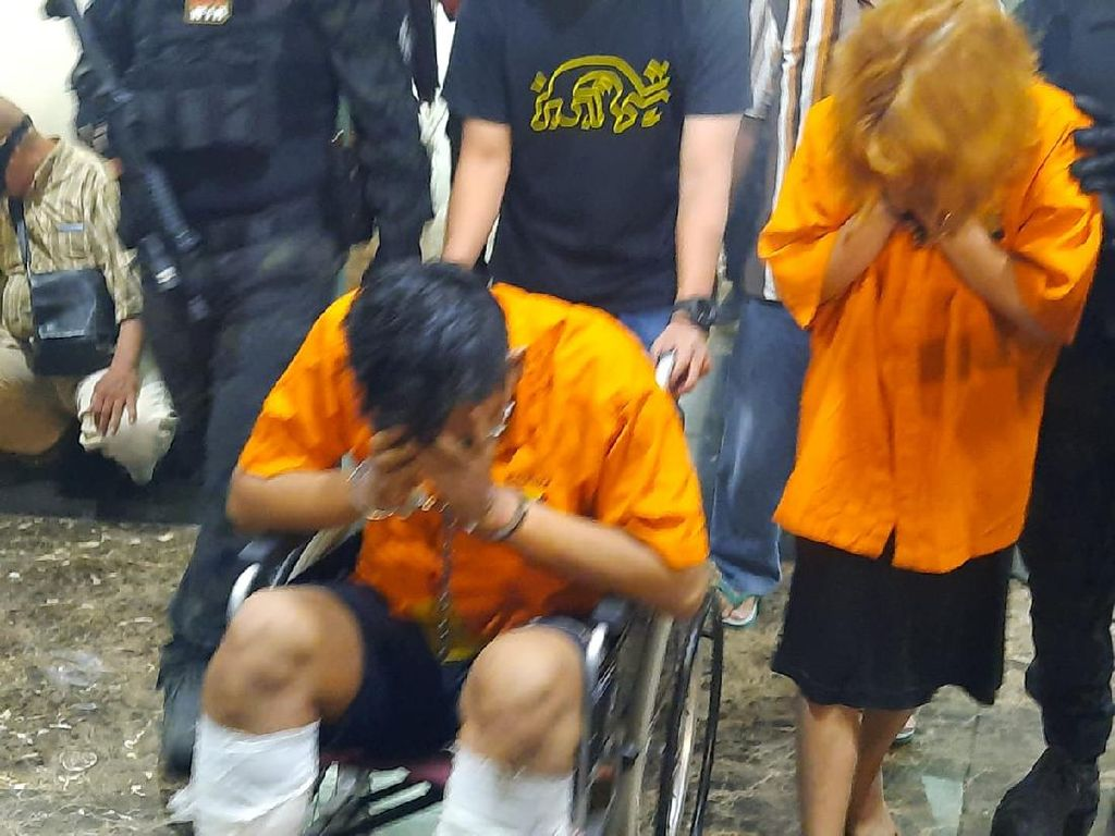 Drama Penangkapan Sejoli Pemutilasi: Kabur Terjebak di Rumah Tetangga