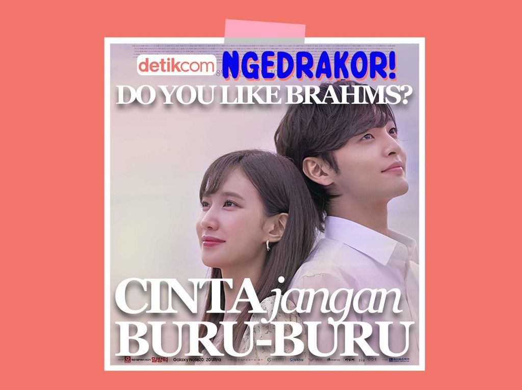Podcast ngedrakor!: Do You Like Brahms? Cinta Jangan Buru-buru