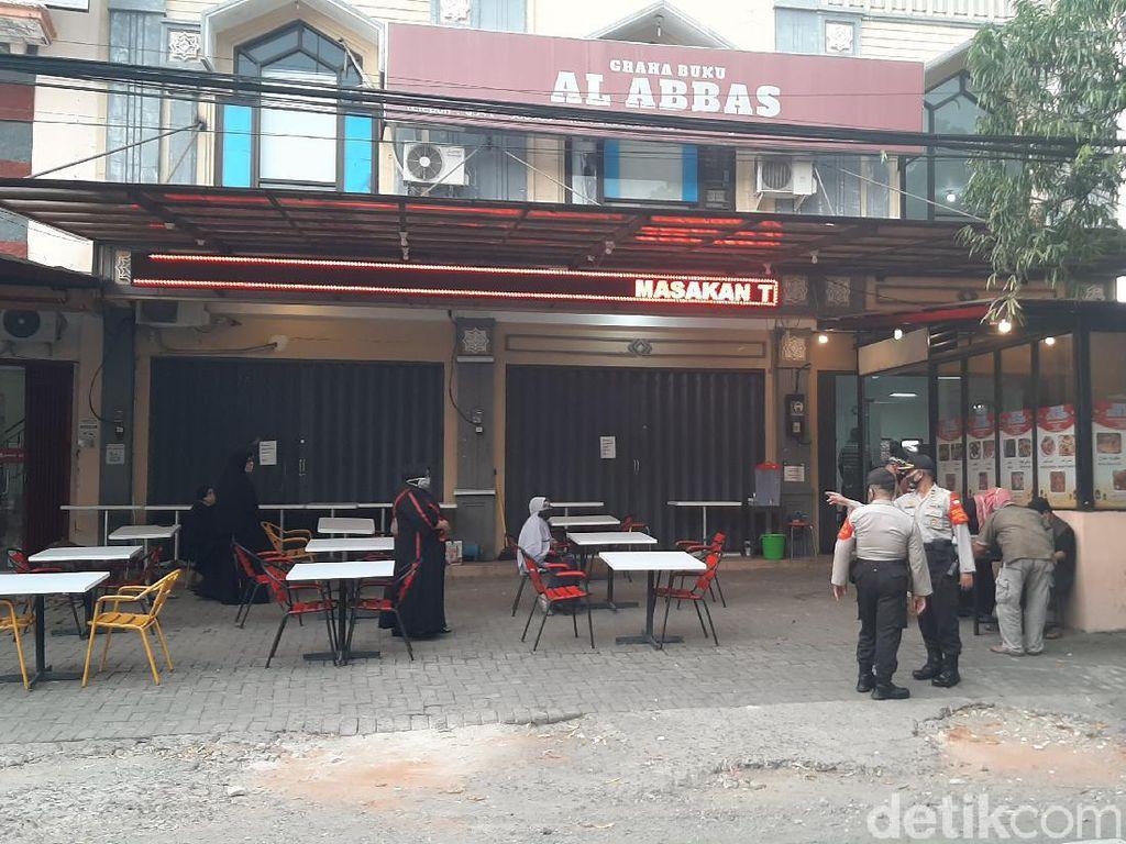 Akses Jalan dan Tempat Syekh Ali Jaber Buka Bersama di Malang Disterilisasi