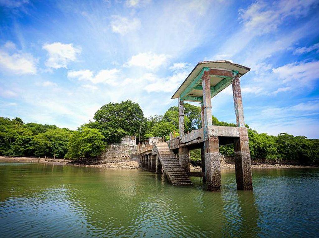San Lucas, Pulau Bekas Penjara yang Resmi Jadi Taman Nasional