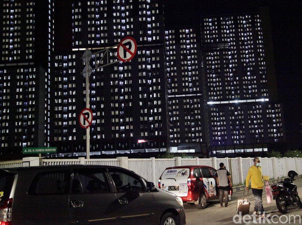 Kapasitas Tower 5 Sudah 90 Persen, RS Darurat Wisma Atlet Tambah 1 Tower