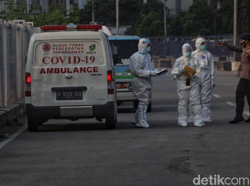Tren Kasus COVID-19 Naik, RSD Wisma Atlet Masih Sanggup Tampung Pasien?