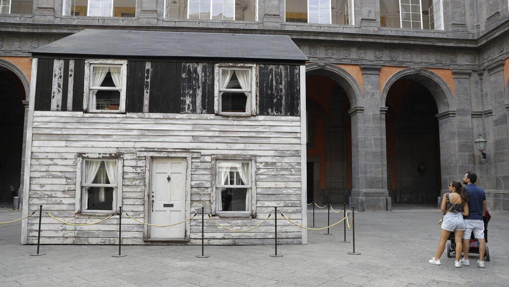 Melihat Rumah Aktivis Kulit Hitam AS Dipamerkan di Italia