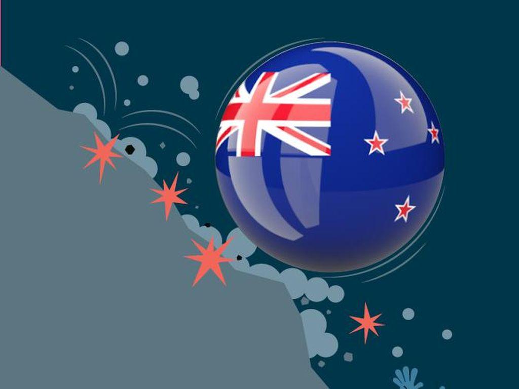 Resmi Resesi, Selandia Baru Pede Bisa Pulih di Kuartal III