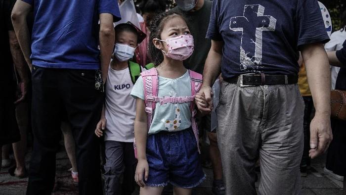 Kasusnya Meningkat! Kenali 13 Gejala Corona pada Anak-anak