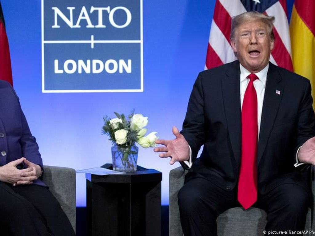Survei: Angela Merkel Paling Dipercaya Dunia, Trump Paling Buntut