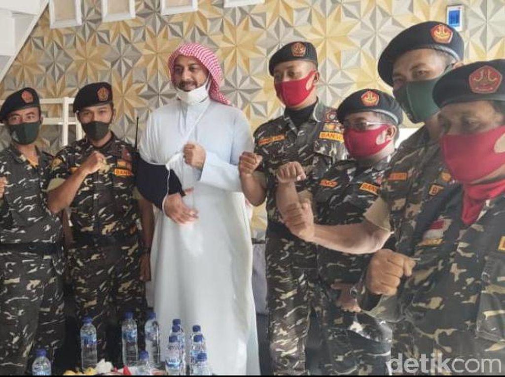 Sebelum ke Malang, Syekh Ali Jaber Sempat Berdakwah di Jember