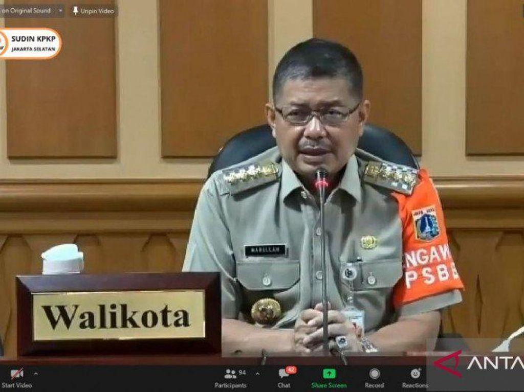 Marullah Matali Dilantik Jadi Sekda DKI Jakarta Sore Ini