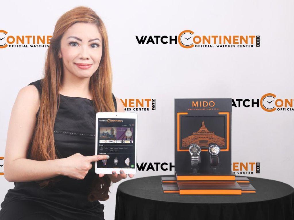 Watch Continent, Situs Anti Jam Tangan Abal-abal