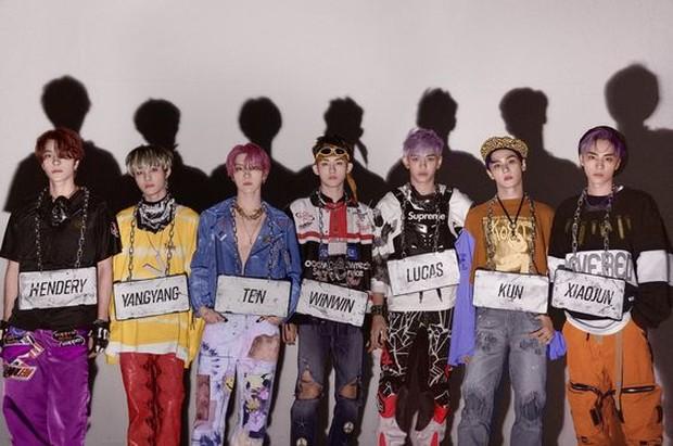 Unit NCT yang berbasis dari China dan debut sejak tahun lalu.