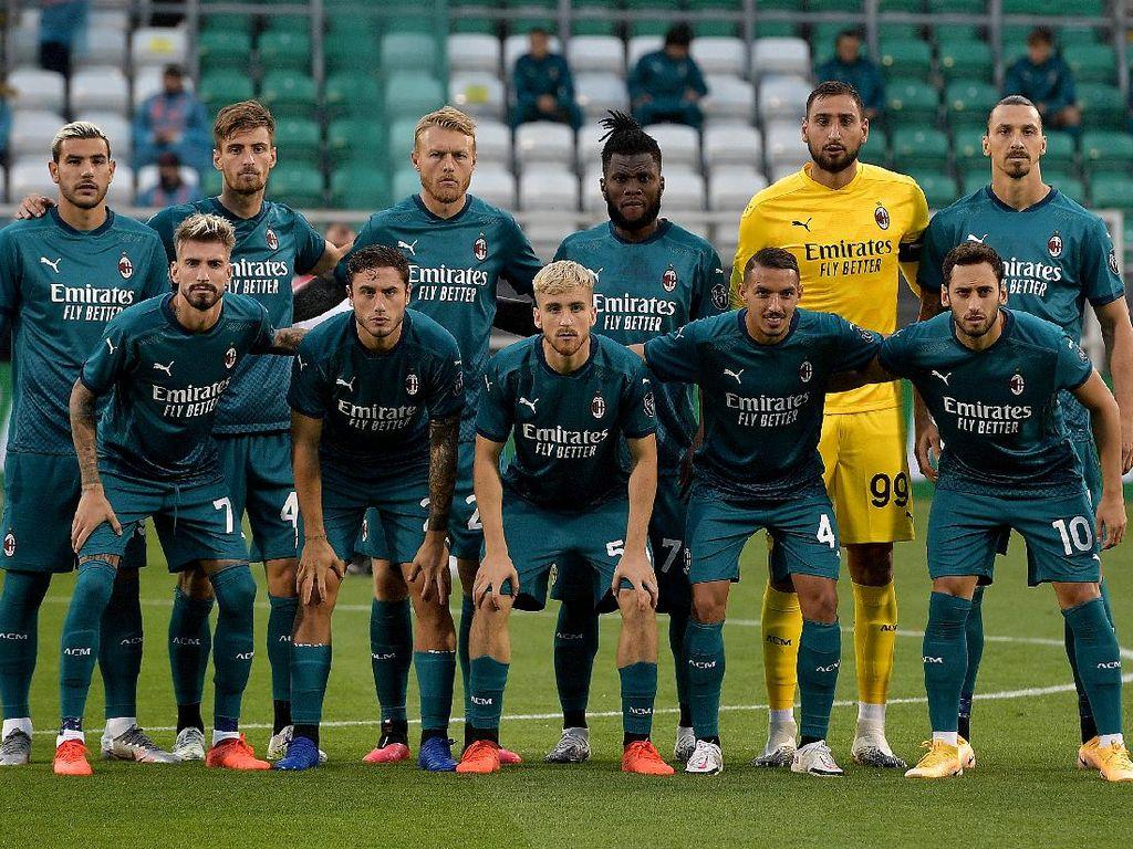 Pioli Lega Milan Terus Melaju di Kualifikasi Liga Europa