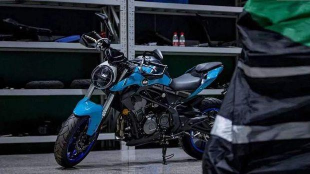 Benelli Kenalkan motor petualang terbaru