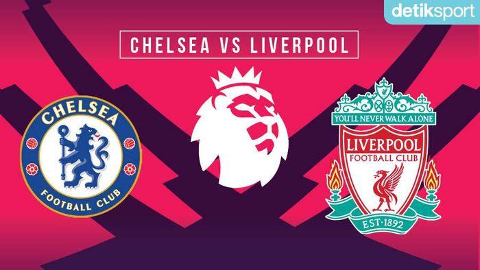 Big Match! Chelsea Vs Liverpool