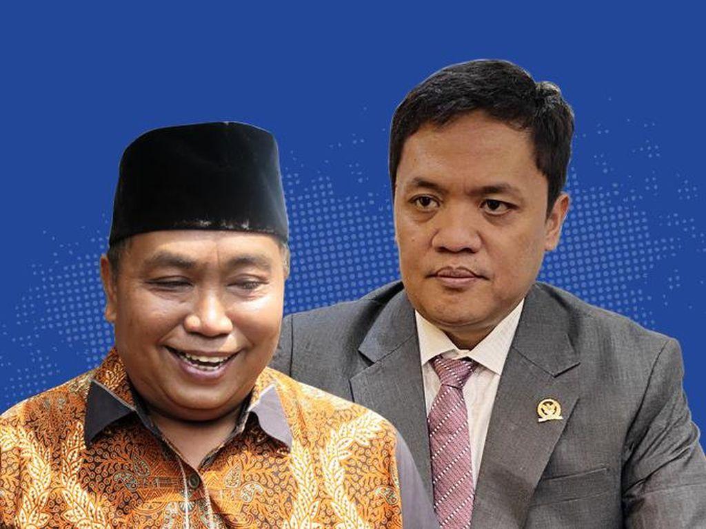 Hubungan Guru-Murid Habiburokhman dan Poyuono
