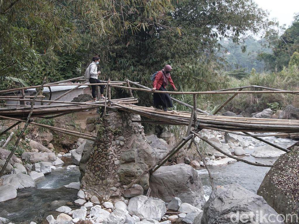 Hiking di Sentul: Terapi Anak Berkebutuhan Khusus Hingga Plesiran Selebriti