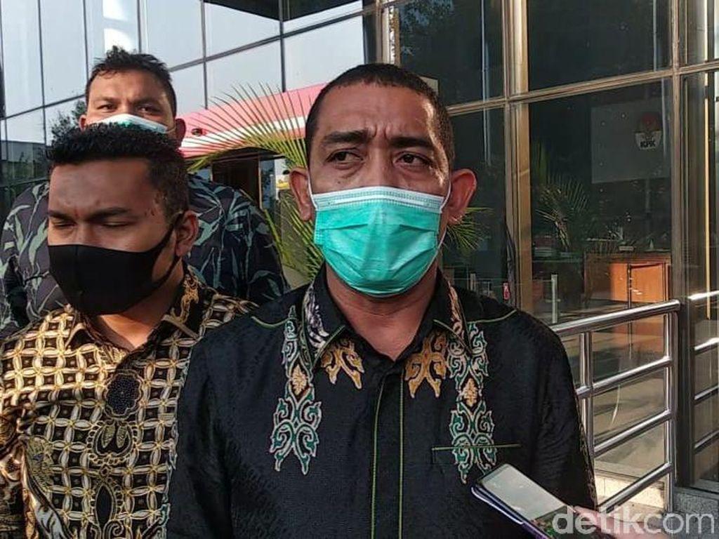 Ketua DPRA Lapor KPK Soal Proyek Infrastruktur Diduga Bermasalah di Aceh