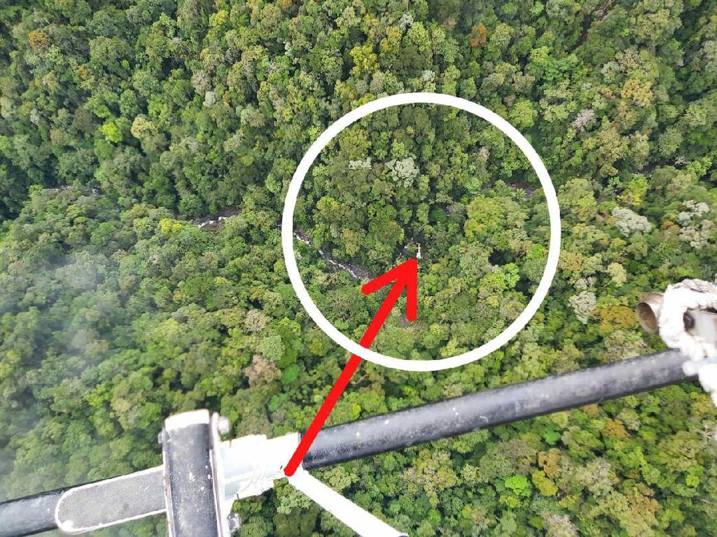 Titik Terang Helikopter Hilang Kontak di Nabire