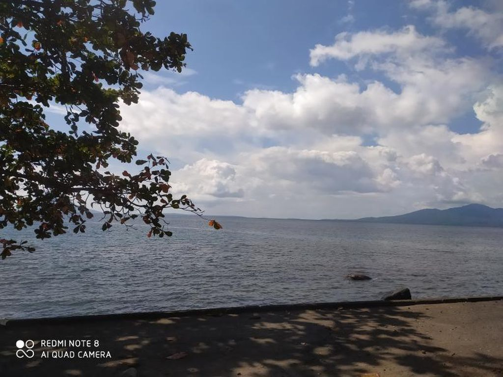 Pesona Pesisir Pantai Sulawesi Utara
