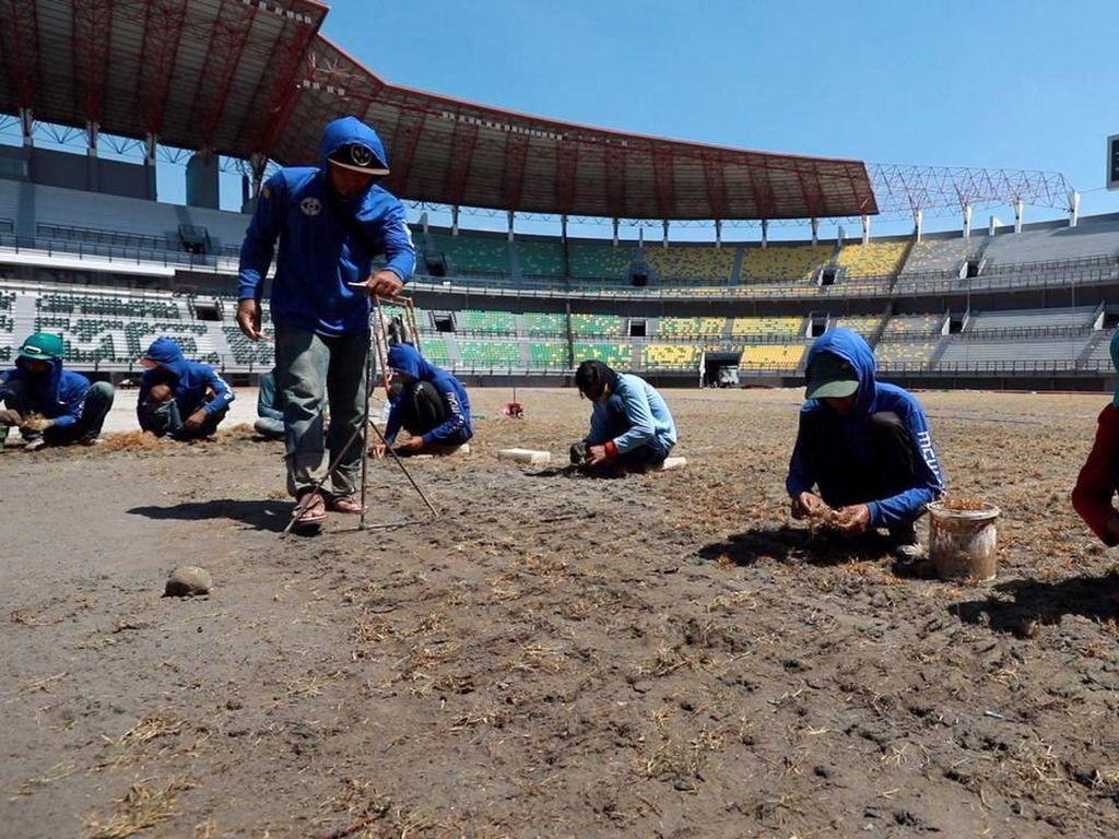 Bagaimana Nasib Renovasi Venue Piala Dunia U-20 di Indonesia?