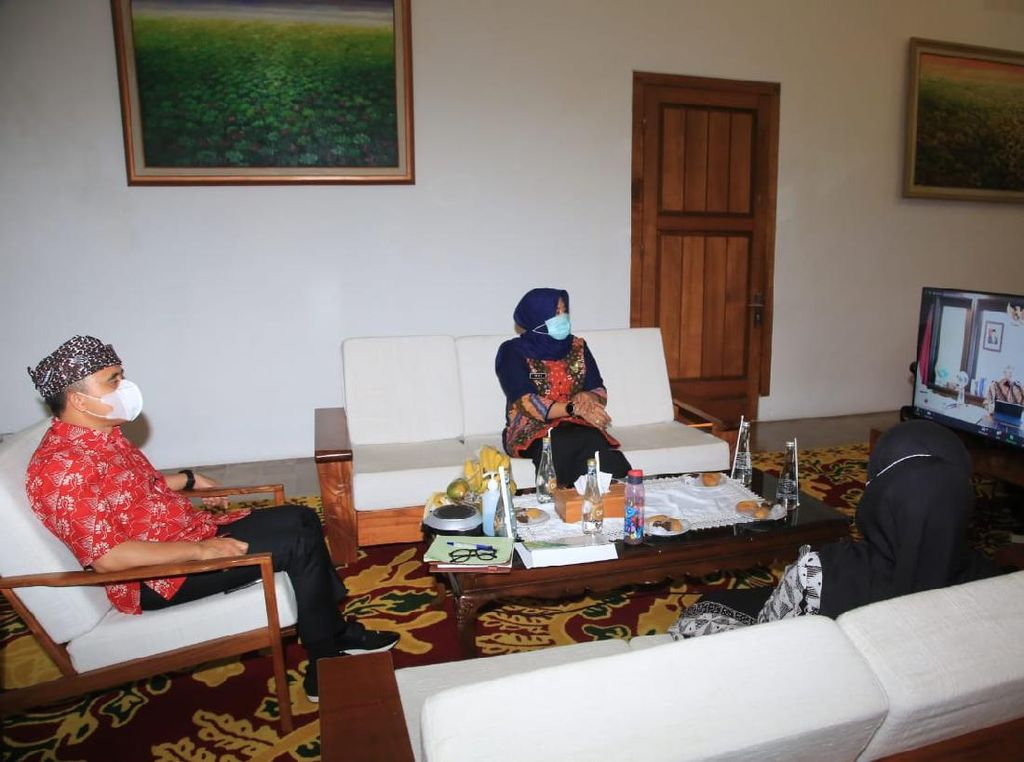 Terbukti Majukan UMKM, Banyuwangi Raih Natamukti Award 2020