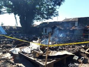 Diduga Ini Penyebab Pasar Cepogo Boyolali Terbakar Hebat Semalam